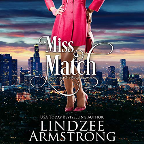 Miss Match audiobook cover art