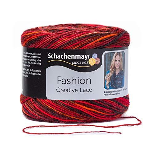 Schachenmayr Handstrickgarne Creative Lace, 80g Passion