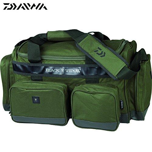 Daiwa–Carryall Black Widow, Farbe Green, Größe 62x 35x 35cm