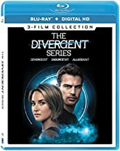 The Divergent Collection - 3 Film [Blu-ray]