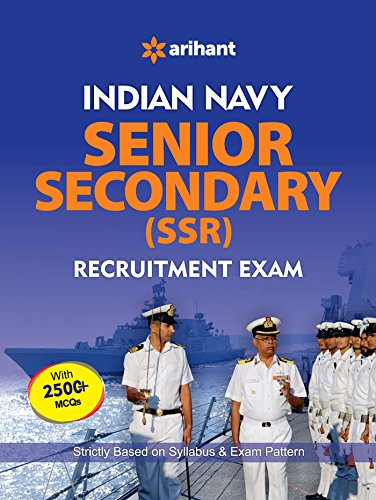 Indian Navy Secondary SSR Guide 2018
