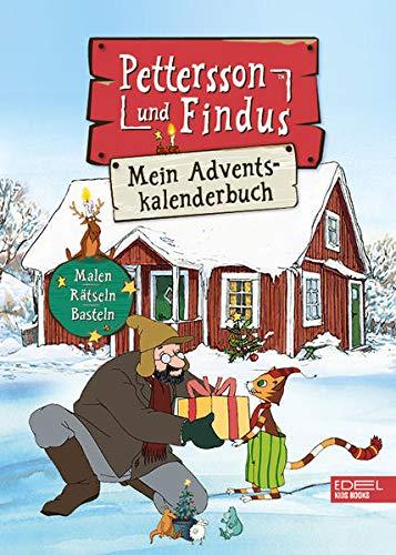 Pettersson und Findus: Mein Adventskalenderbuch (Edel Kids Books)