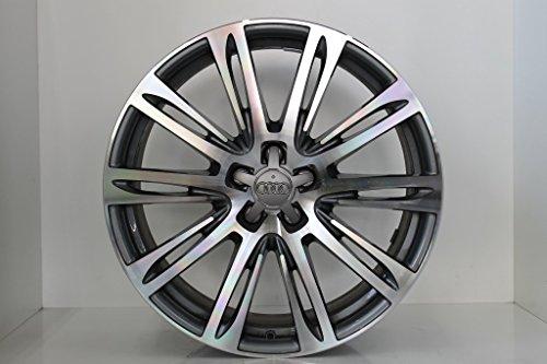 Original Audi A8 S8 4H A7 4G8 S7 Felgen Satz 4H0601025AE 20 Zoll 606-A3