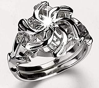 2020 Mechanical Ring Carving Craft Motorcycle Single Cylinder Engine Ring Jewelry alentines Day Gifts for Girlfriend Boyfriend Jushye