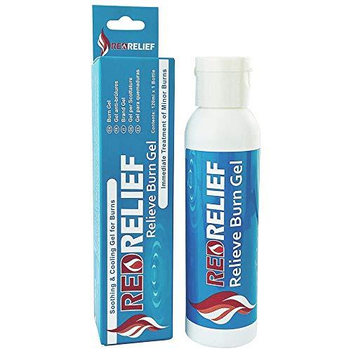 RedRelief Notfall-Brandgel 120 ml
