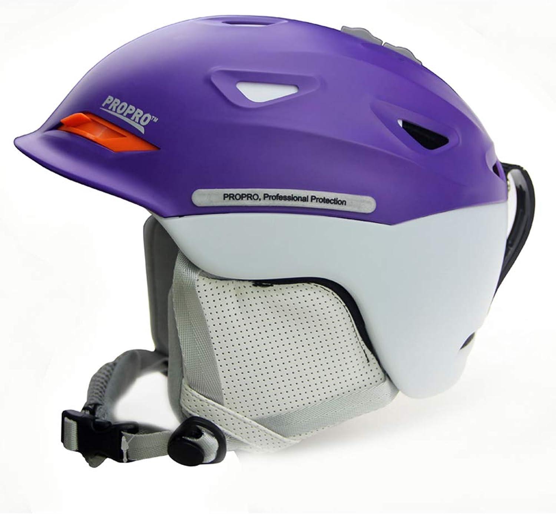 1-1 Warm Helm Skifahren Ski Snowboard Sport Kinder Erwachsene Sicherheit Schutzausrüstung B07LGKQL2S  Bevorzugte Boutique