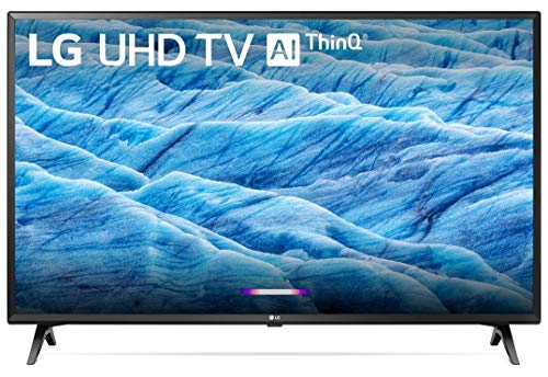 "LG 43UM7300PUA Alexa Built-in 43"" 4K Ultra HD Smart LED TV (2019)"