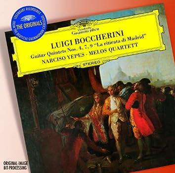 Boccherini: Guitar Quintets