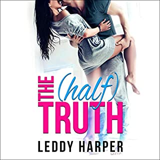 The (Half) Truth audiobook cover art