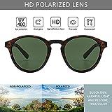 Zoom IMG-1 sungait occhiali da sole rotondi