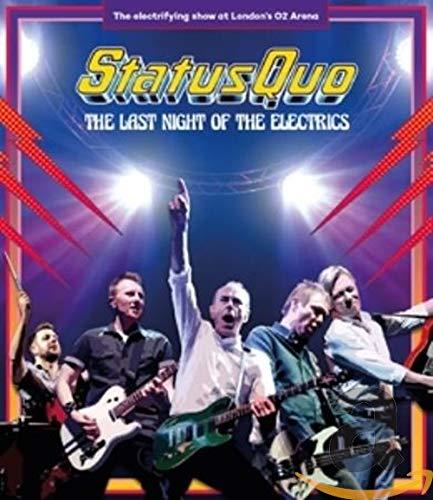 Status Quo - The Last Night of the Electrics [Blu-ray]