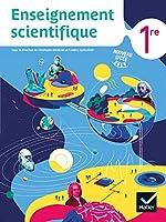 Enseignement scientifique 1re - Ed 2019 - Livre élève de Christophe Daujean