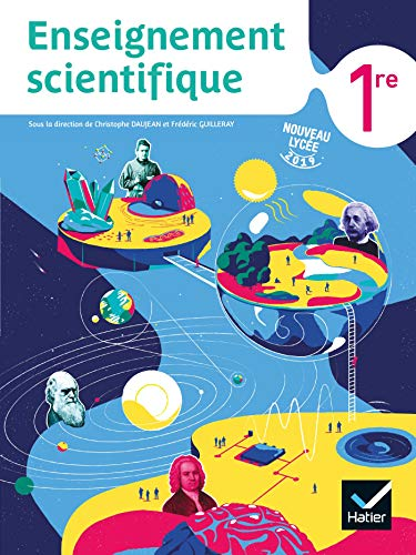 Enseignement scientifique 1re