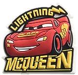 Crocs Cars 3 Lightning McQeen Charm, Gioielli per Le Scarpe Unisex Bambini, Multicolore (Multicolour), Taglia Unica