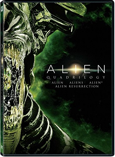 Alien: Quadrilogy