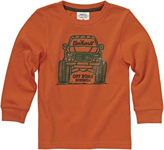 Carhartt Baby Boys' Long Sleeve Graphic Tee T-Shirt