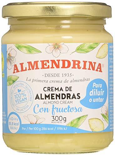 Klam Almendrina Crema Almendras Fructosa 300 Gr Bote De