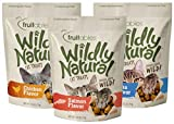Wildly Natural Cat Treat Variety Pack with Chicken, Tuna and...