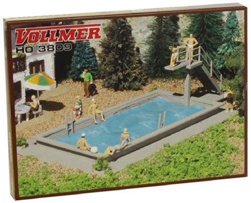 Vollmer 3809 – Piscine, modèle Kit