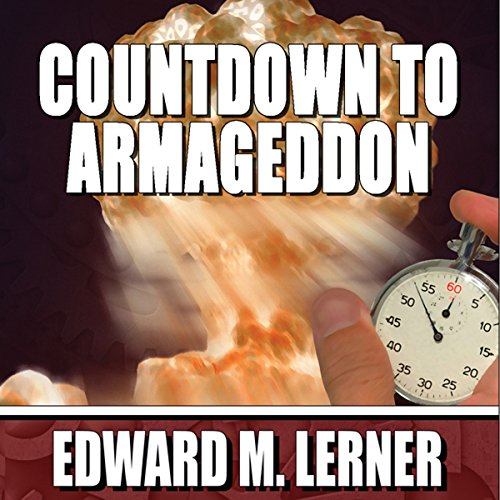 Countdown to Armageddon audiobook cover art