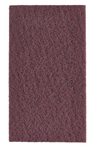 kwb Schleif-Vlies-Pads Schleif-Leinen für Nass- und Trocken-Schliff, f. Hand-Schleifer 150 x 230 K-360, Aluminium-Oxid/Quarz, 2 Stk.