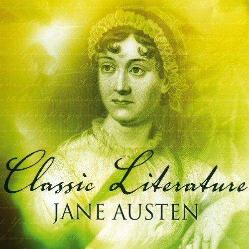 Classic Literature: Jane Austen cover art