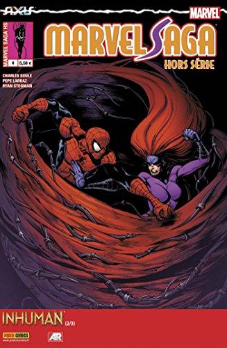 Marvel saga h s 4 : inhumain 2/3