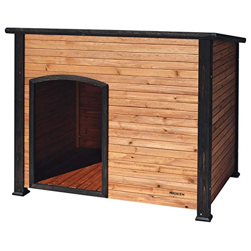 Petmate Precision Extreme Outback Log Cabin Dog House, Extra...