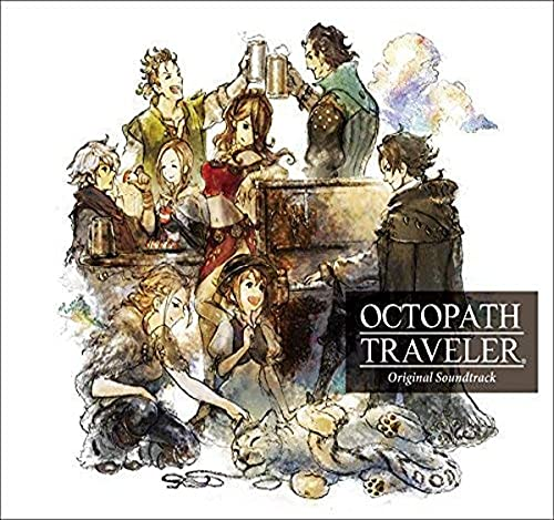 [Album]OCTOPATH TRAVELER Original Soundtrack – 西木 康智[FLAC + MP3]