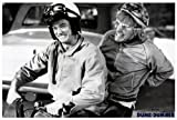 (27x40) Dumb and Dumber - Harry and Lloyd on Scooter Movie Poster