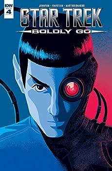 Star Trek Boldly Go #4