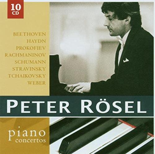 Beethoven / Haydn / Prokofieff / Rachmaninov / Schumann / Stravinsky / Tschaikowsky / Weber: Piano Concertos