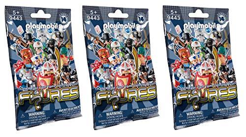 Outletdelocio. Conjunto 3 Sobres Playmobil