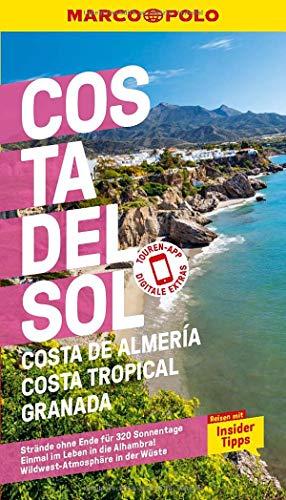 MARCO POLO Reiseführer Costa del Sol, Costa de Almeria, Costa Tropical Granada: Reisen mit Insider-Tipps. Inklusive kostenloser Touren-App