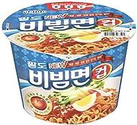 PALDO ビビン麺 カップ 1BOX 115gX12cup