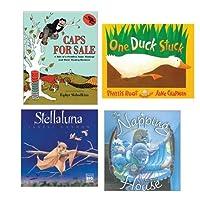 Becker's School Supplies More Classic Big Book Set (Set of 4) [並行輸入品]