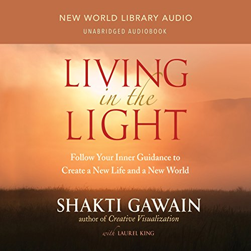 Living in the Light audiobook cover art