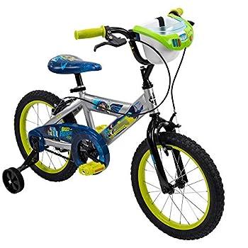 Huffy 16  Disney/Pixar Toy Story Boys Bike Handlebar Bin Lime Green