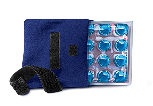 CryoMAX Cold Pack, Reusable, 8 Hour Cold Therapy Ice Pack, Small, 6