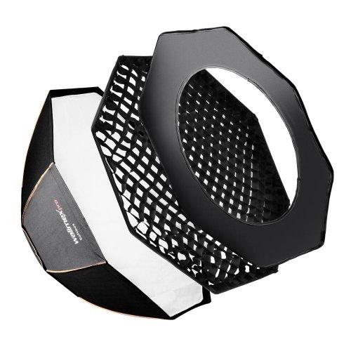 walimex pro Broncolor Octagon Softbox Plus - Ventana de luz para iluminación...
