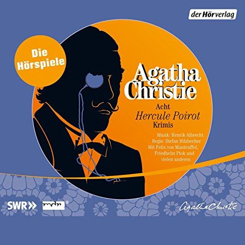 Acht Hercule Poirot Krimis (Hörspiel)