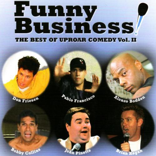 Funny Business Vol. 2 cover art
