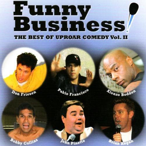 Funny Business Vol. 2  Audiolibri
