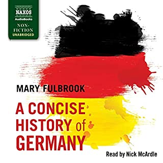 A Concise History of Germany cover art
