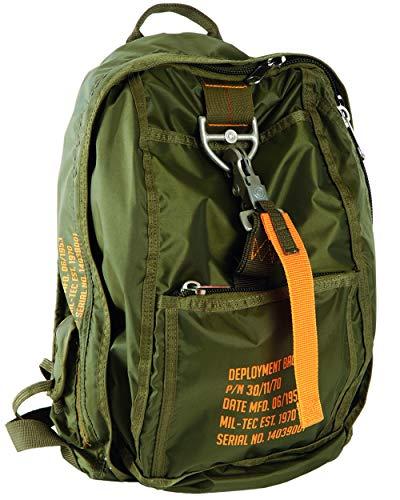 Bag Sac DE Style Militaire Vert Olive 6 05