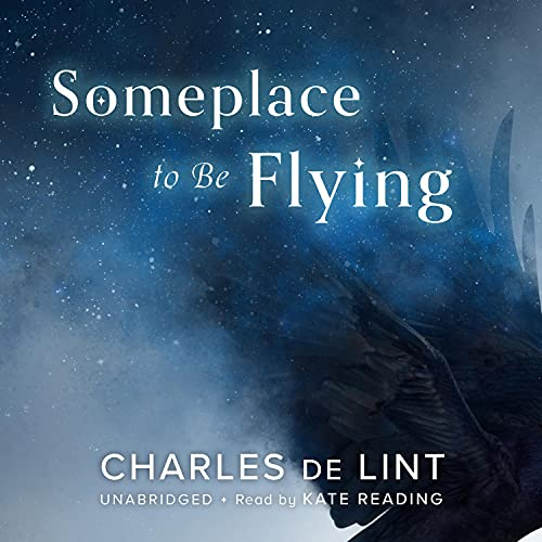 Someplace to Be Flying cover art