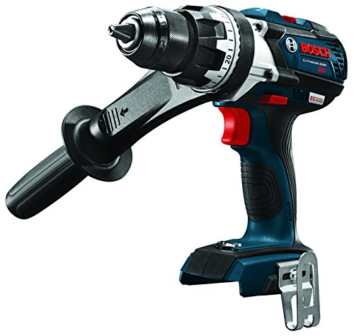 """Bosch DDH183B Bare-Tool 18V Lithium-Ion Brushless Brute Tough 1/2"""" Drill/Driver"""