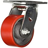 Ultra-Fab Products 48-979011 4' Ultra Swivel Skid Wheel