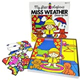 Colorforms Create-a-Story Miss Weather...