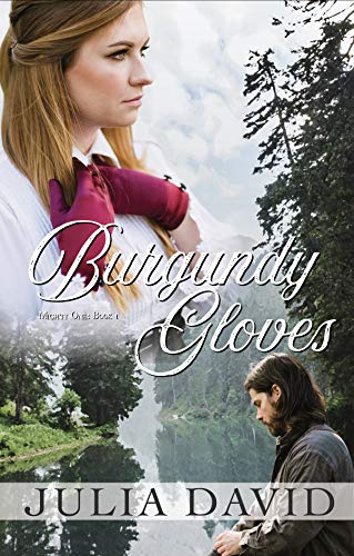 Burgundy Gloves (Mighty One Book 1) by [Julia David]